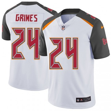 Youth Brent Grimes Tampa Bay Buccaneers Nike Limited Jersey - White